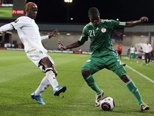 Le sélectionneur nigérian est déçu par le défaite de son équipe