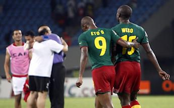 Le rappel des anciens n'aura pas permis au Cameroun de se qualifier pour la CAN 2013