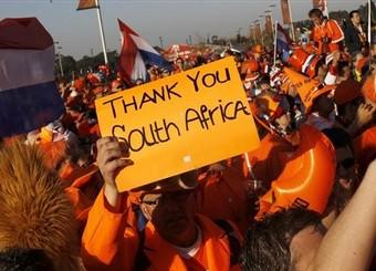 L'Afrique du Sud a organisé une belle coupe du monde dont la réussite à été unanimement saluée