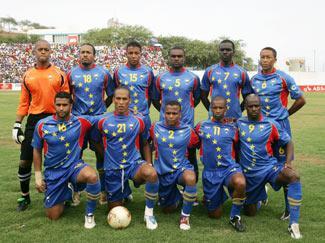 Les ''requins bleus'' du Cap Vert joueront la phase finale de la CAN 2013