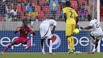 Les Black Stars du Ghana font partie des favoris