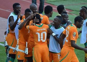 La Côte d'Ivoire déjà qualifiée pour les quarts de finale