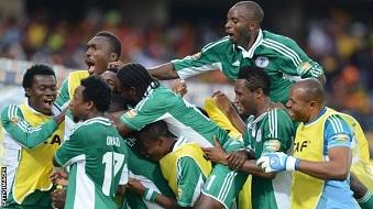 Les Super Eagles peuvent savourer leur victoire face � la C�te d'Ivoire