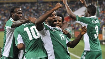 Les Super Eagles du Nigeria, nouveaux champions d'Afrique