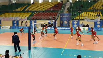 L'équipe B du Kenya remporte les jeux africains