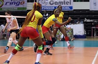 Les lionnes du Cameroun disputeront le tournoi olympique à Rio
