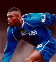 Né au Ghana, Marcel Desailly a dépassé les 100 sélections en équipe de France
