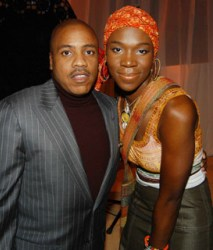 Kedar Massenburg et India Arie