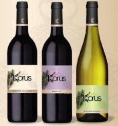 Les vins Korus Wine