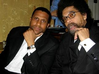 Tavis Smiley et Cornell West