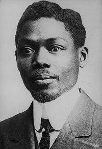 Blaise Diagne en janvier 1930