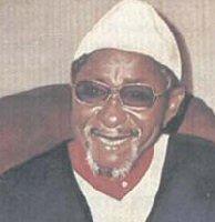 Amadou Hampaté Bâ, le sage de Bandiagarra, fut un des participants au Congrès