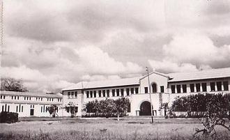 Le collège Saint Joseph de Lomé