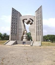 Le monument togolais de l'indépendance
