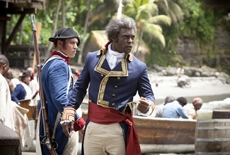 Jimmy Jean-Louis incarne Toussaint Louverture