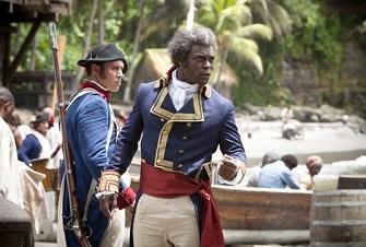 Jimmy Jean-Louis incarne Toussaint Louverture