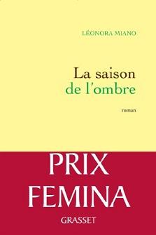 ''La saison de l'ombre'' de Leonora Miano, lauréat du prix femina 2013