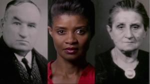 Isabelle Boni-Claverie et ses arrières grands parents