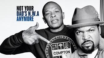 Dr Dre et Ice Cube