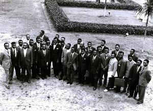 1er Gouvernement du Congo indépendant
