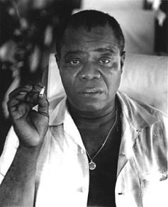 Louis Armstrong en 1960