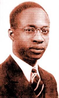 Kwame Nkrumah, alors étudiant aux Etats-Unis