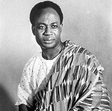 Francis Kwame Nkrumah aurait eu 100 ans le 21 septembre 2009