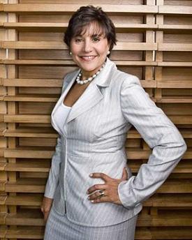 Penny Pritzker a été directrice des finances de la campagne de Barack Obama