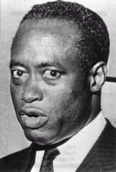Diallo Telli en 1971