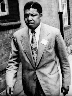 Nelson Mandela au début des années 60