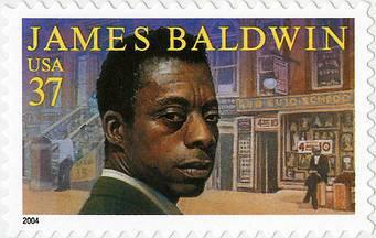 Timbre en l'honneur de James Baldwin