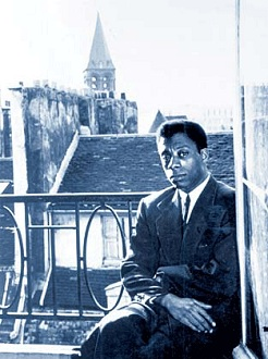 James Baldwin à Paris