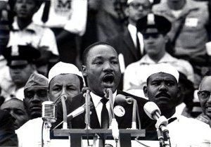 """I have a dream"" de Martin Luther King"