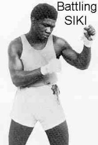 Louis Mbarick Phal dit ''Battling Siki''