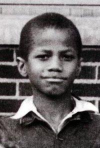 Le petit Malcolm Little