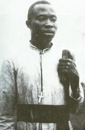 Le premier pr�tre centrafricain