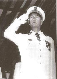 Pierre Mesmer fut Haut-commissaire au Cameroun de 56 à 58