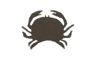 Le crabe, symbole de l'UPC