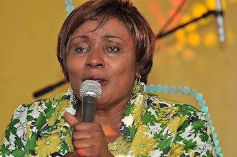 Charlotte Mbango est décédée mardi 2 juin à Paris