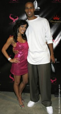 Richard Jefferson et son ex fiancée Kesha Ni'Cole Nichols
