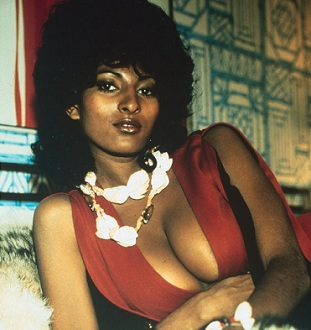 Pam Grier dans les années 70