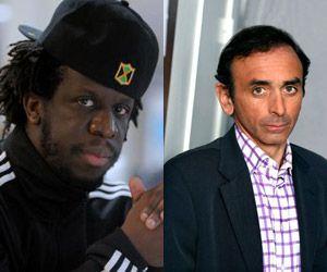 Youssoupha et Eric Zemmour