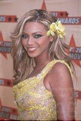 L'artiste Beyonce Knowles, idéal masculin noir par excellence.
