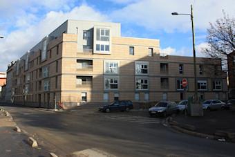 Conception d'un immeuble de 38 logements pour l'OPHLM de Gennevilliers