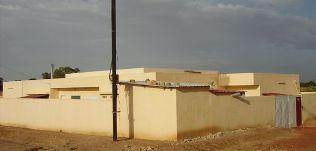 Une vue de l'usine de la Laiterie du Berger